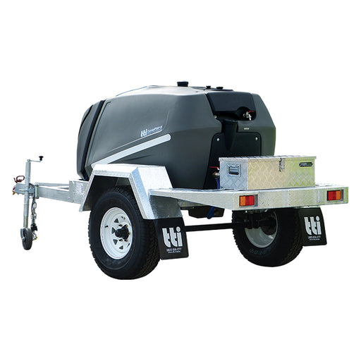 1100 litre PANTHERPATROL DIESEL TRAILER REGISTERABLE.