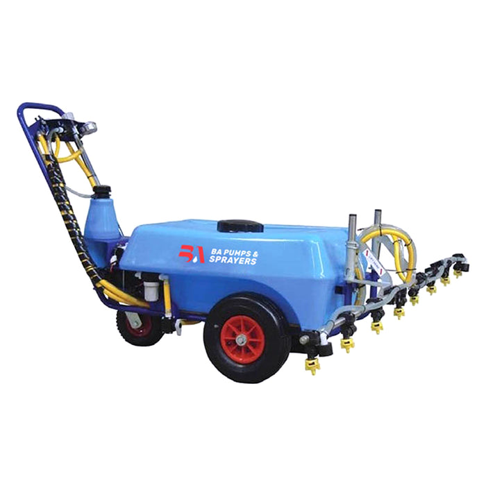 75 LITRE GREENKEEPER WITH 1.5M BOOM