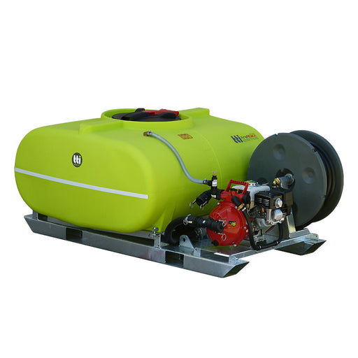 800 LITRE FIREATTACK DELUXE UNIT WITH PUMP AND EXTRAS. ***FREE FREIGHT***