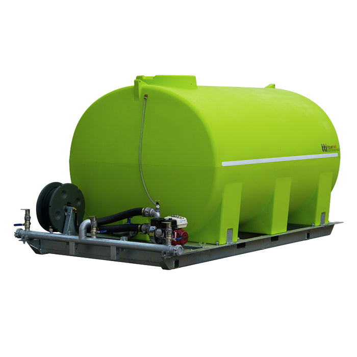 10000 LITRE AQUAPATH WITH PUMP & EXTRAS. *SUBSIDISED FREIGHT*