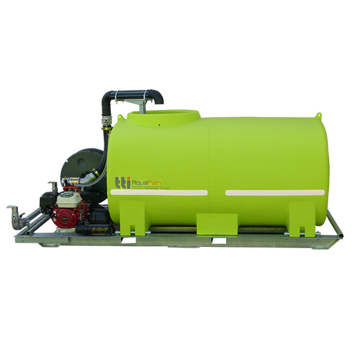 2400 LITRE AQUAPATH UNIT WITH PUMP, MOTOR AND  EXTRAS. ***FREE FREIGHT***