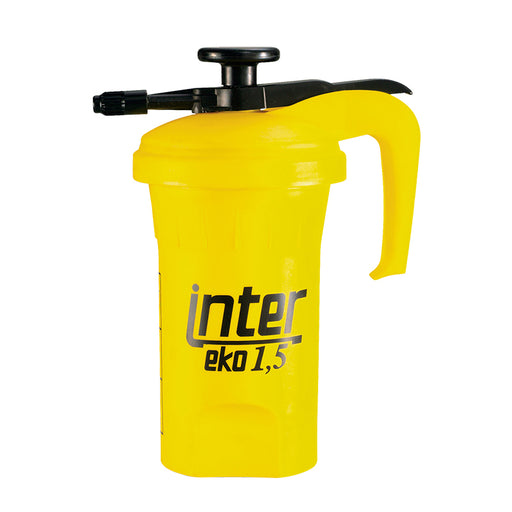 1 litre Inter Eko 1.5 compression sprayer.  WEIGHT: 0.5kg