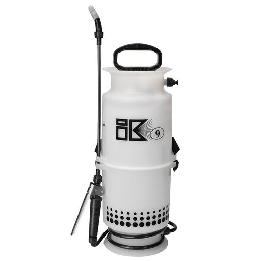 6 litre IK 9 INDUSTRIAL compression sprayer with AHL004 spray lance, viton seals.  WEIGHT: 2.2kg
