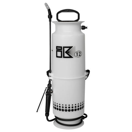 8 litre IK 12 INDUSTRIAL compression sprayer with AHL004 spray lance, viton seals.  WEIGHT: 2.8kg