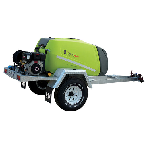 1100L PANTHERPATROL FIREFIGHTING TRAILER WITH PUMP +EXTRAS. ***FREE FREIGHT***
