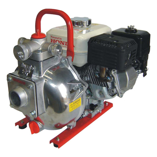 AUSSIE PUMPS. FIRE CHIEF WITH SKID AND HANDLE.  450L/MIN ***FREE DELIVERY***