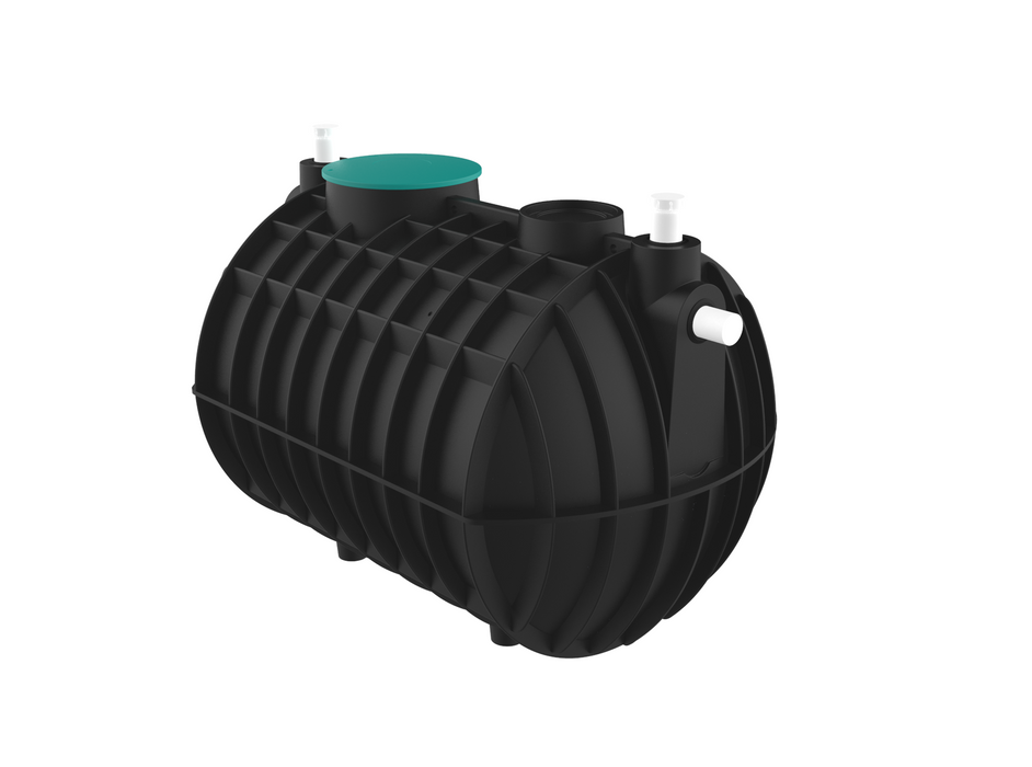 3,100 Litre Polymaster Septic Tank