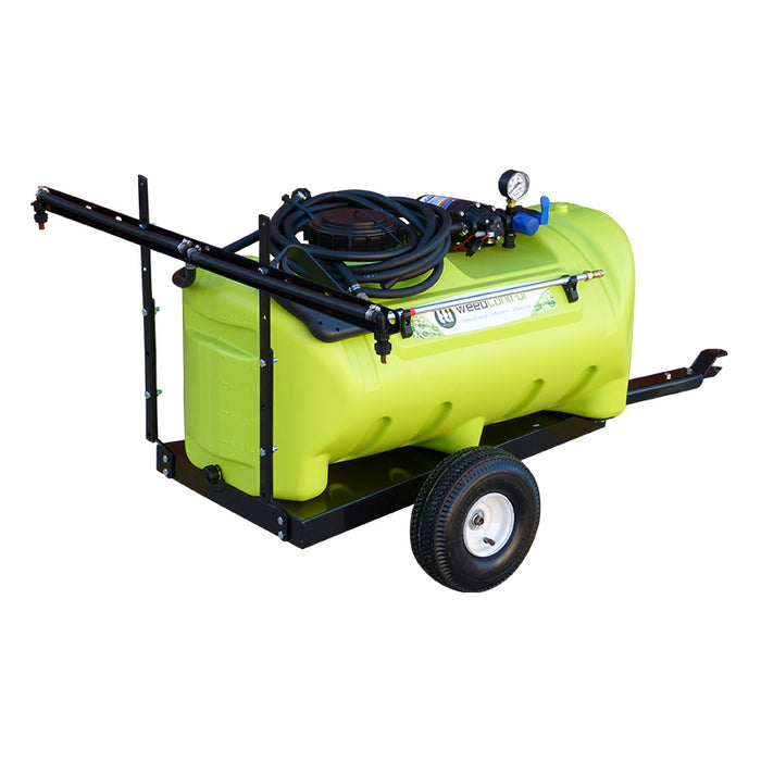 95 LITRE WEEDCONTROL 12 VOLT TRAILER SPRAYER WITH EXTRAS. ***FREE FREIGHT***