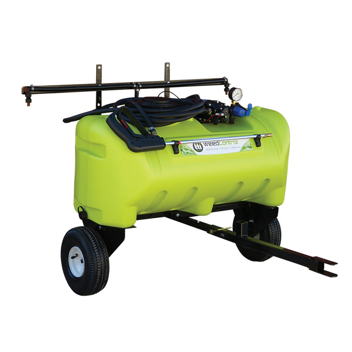 95 LITRE WEEDCONTROL ZERO TURN SPRAYER + PUMP AND EXTRAS. ***FREE FREIGHT***
