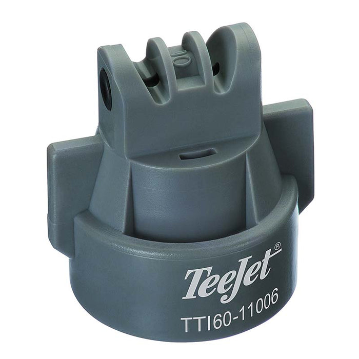 Teejet Tti60 Spray Nozzles.  Sizes 02(Yellow) To 05(Brown)