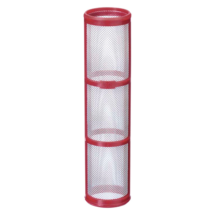 TEEJET 126 FILTER SCREEN, YELLOW (WAS FLAME RED)