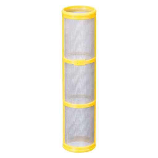 TEEJET 126 FILTER SCREEN, BLUE (WAS ZINC YELLOW)