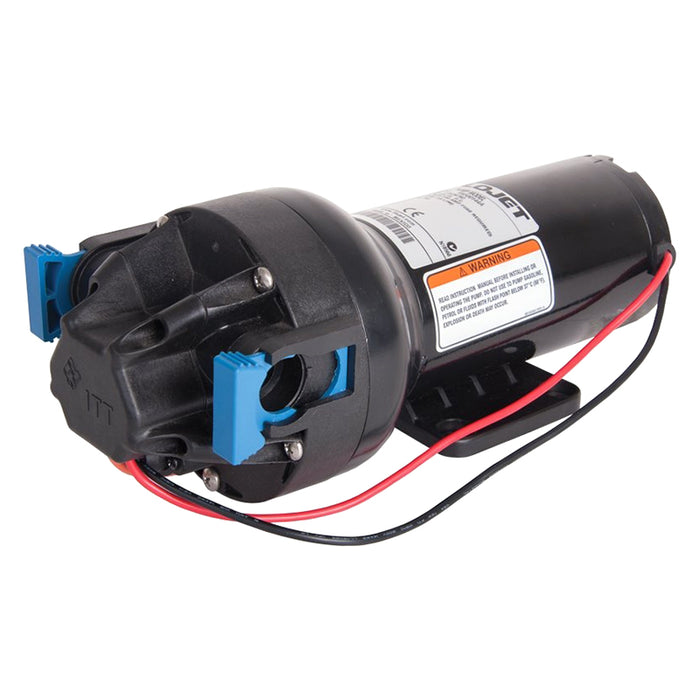FLOJET 12V PUMP 7.6L/MIN .60 PSI. 3/8'' PORT SIZE