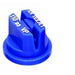 TEEJET XR SPRAY TIP, POLYMER W/VISIFLO - BLUE XR11003-VP