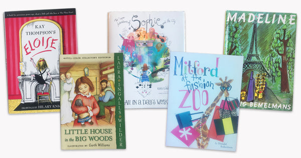 Fashionable Children's Books