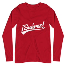 Load image into Gallery viewer, Suarez! Long Sleeve Tee