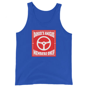 Daniel's Amigos Members Only Tank