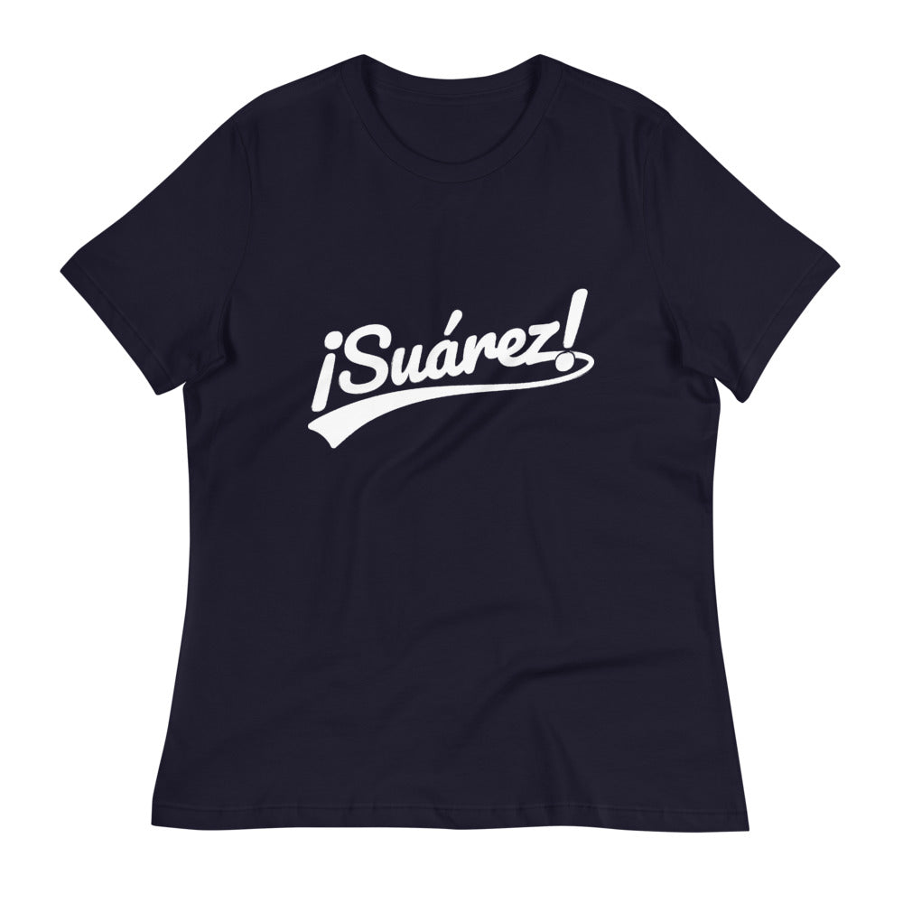 Suarez! Women's Relaxed Tee