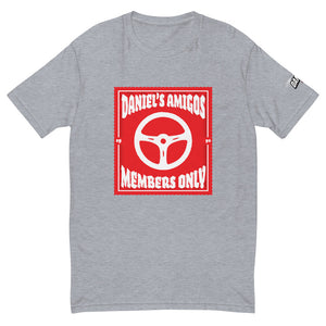 Daniel's Amigos Members Only Tee