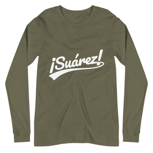 Suarez! Long Sleeve Tee