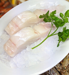 Rockling fillets