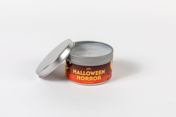 Halloween Horror Candle