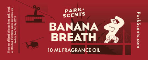 Banana Breath Fragrance Oil