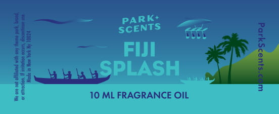 Fiji Splash Fragrance Oil