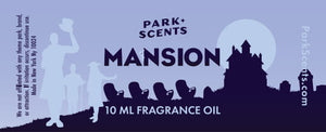 Mansion Fragrance Oil
