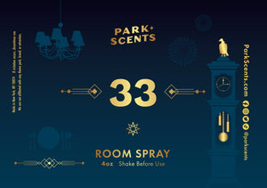 33 Room Spray