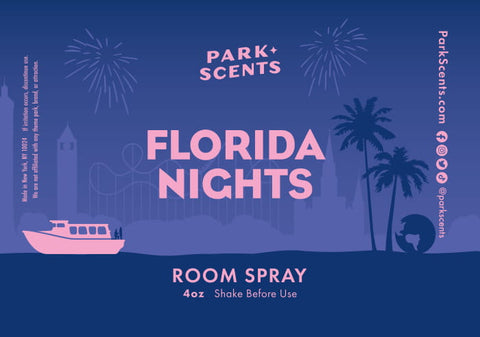 Florida Nights Room Spray