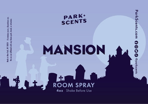 Mansion Room Spray