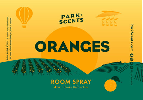 Oranges Room Spray