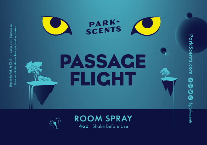 Passage Flight Room Spray