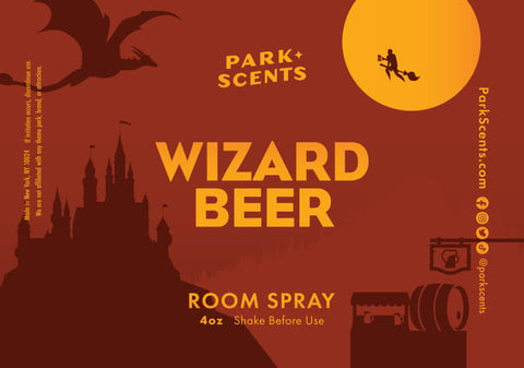 Wizard Beer Room Spray
