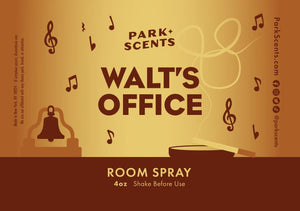 Walt's Office Room Spray