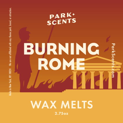 Burning Rome Wax Melts