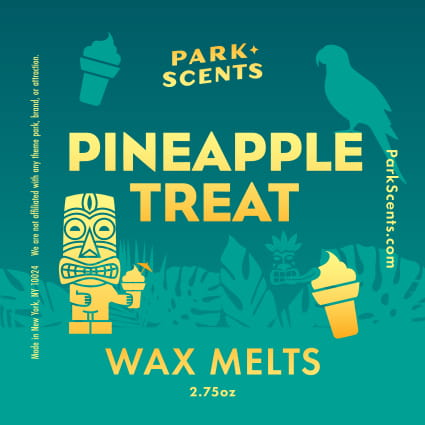 Pineapple Treat Wax Melts