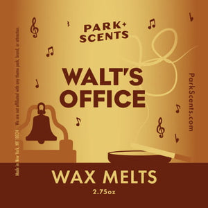 Walt's Office Wax Melt