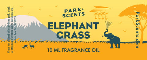 Elephant Grass Fragrance Oil