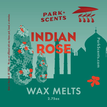 Indian Rose Wax Melts