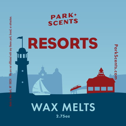 Resorts Wax Melts