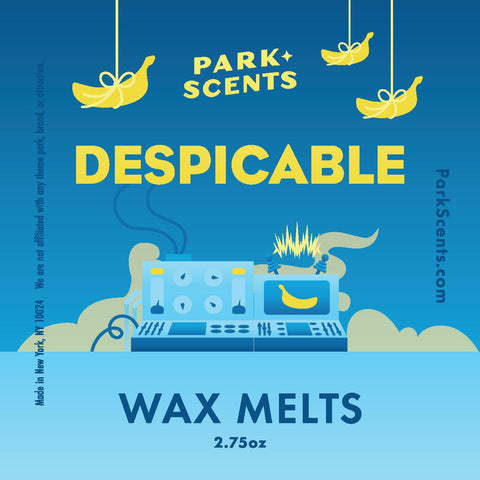 Despicable Wax Melts
