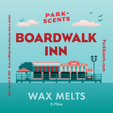 Boardwalk Inn Wax Melts