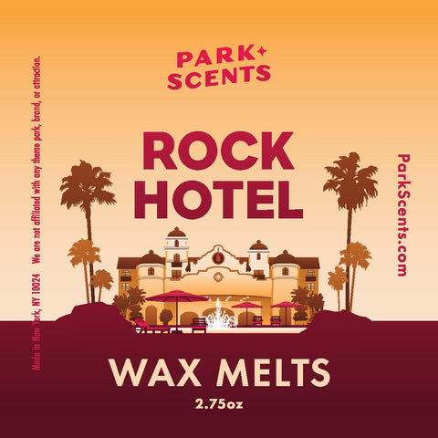 Rock Hotel Wax Melts