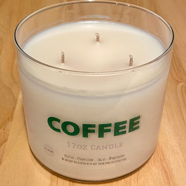 Large 17oz  3 Wick Candle - ANY SCENT!