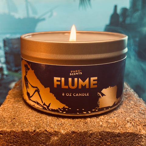 Flume Candle