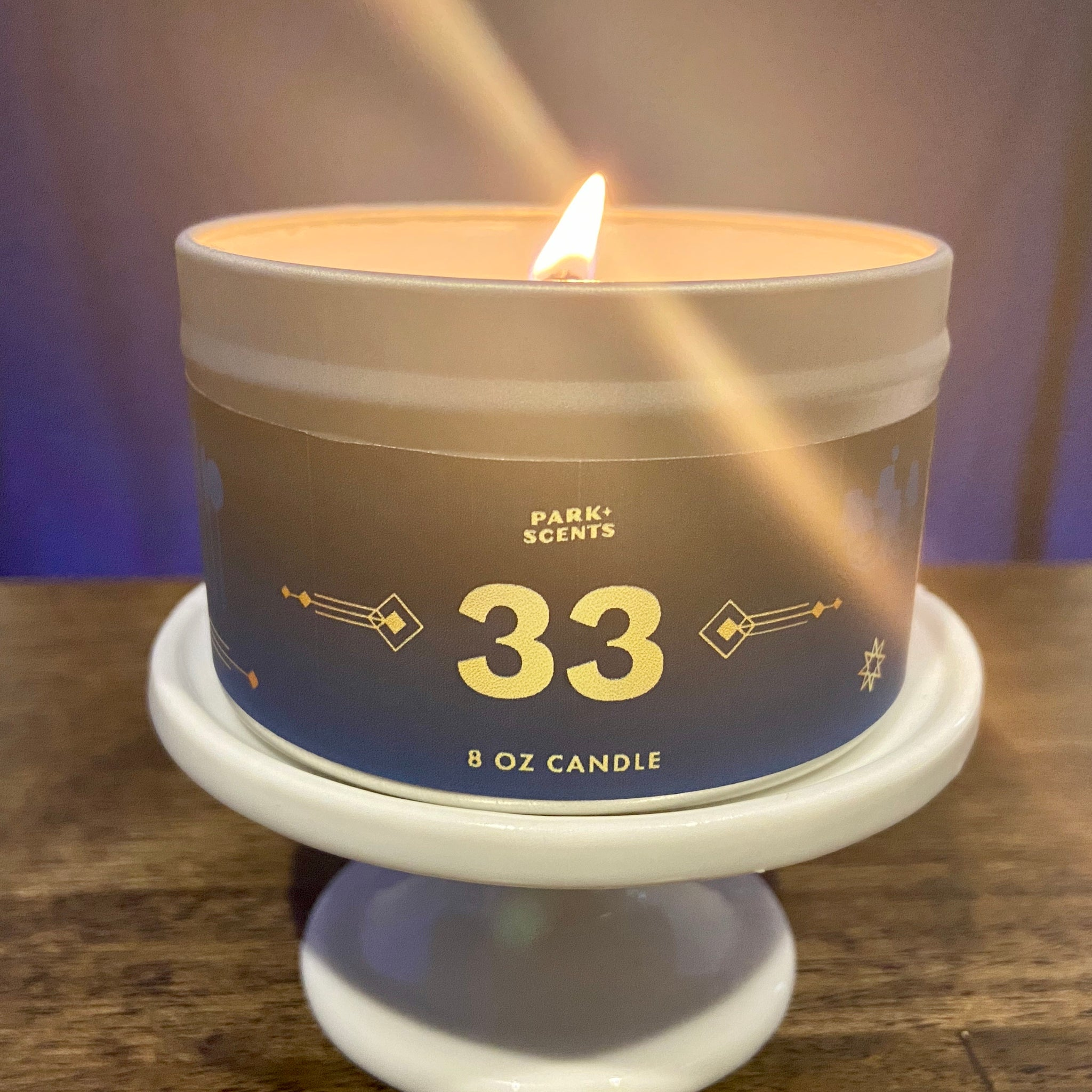 33 Candle