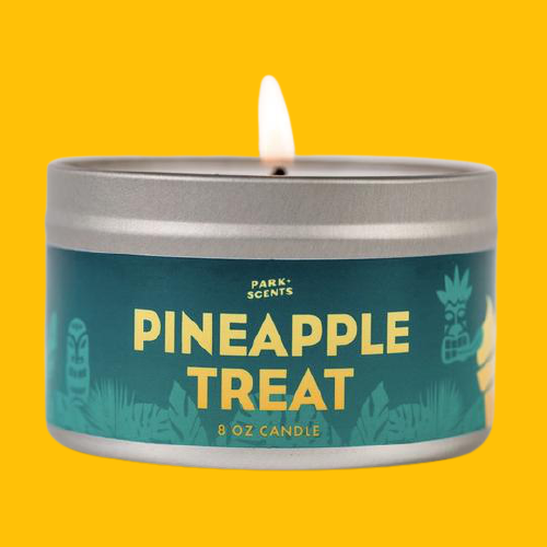 Pineapple Treat Candle