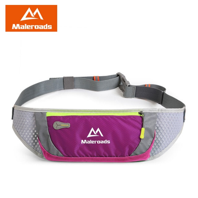 Running Belt Waist Bag Runners Belt Fanny Pack for Hiking Fitness Gym Jogging Adjustable Running Pouch for All Kinds of Phones